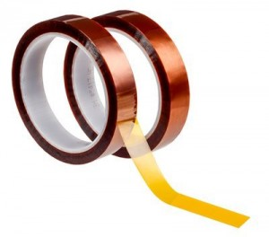 High Temperature 3M 5413 Kapton Tape with Silicone Adhesive for Circuit board