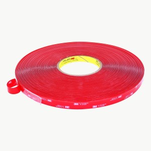 Clear 3m 4910 VHB  Double sided  Acrylic Foam Tape for Metal, Glass and Plastics Bonding