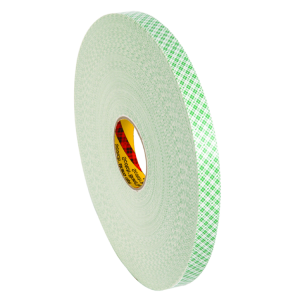 3M 4032 PU foam tape for Mounting Interior Signs and Nameplates