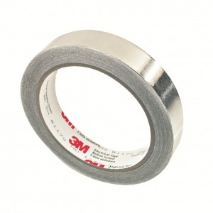 EMI Tin-Plated Copper Foil Tape with Conductive Adhesive Tape for resists oxidation and corrosion 3M 1183 Alternatives
