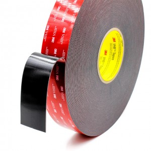 3M 5925 VHB Foam Tape with High Viscidity For Nameplates and Logos