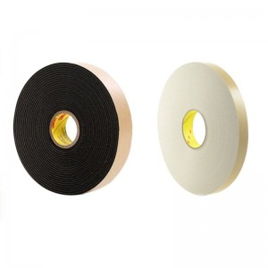 Double Coated Polyethylene 3M 4496 PE Foam Tape Die cutting